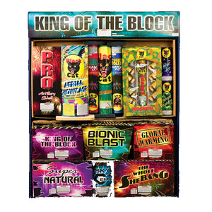King of the block assortment