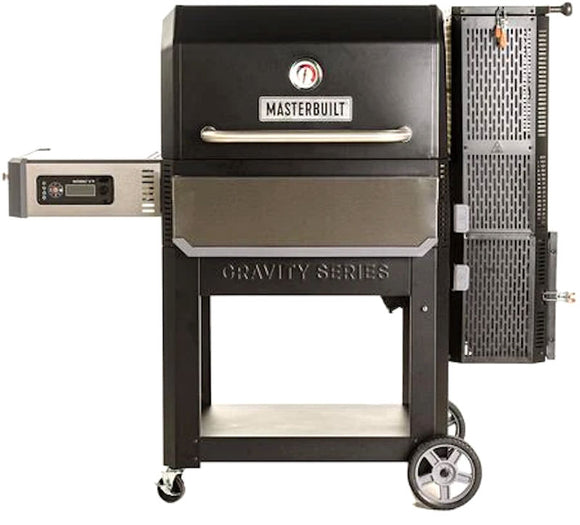 Gravity Series 1050 Digital Charcoal Grill Plus Smoke