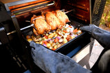 Masterbuilt Gravity Series 560 & 1050 Rotisserie Chicken