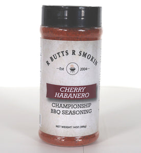 R Butts R Smokin Cheery Habanero Front