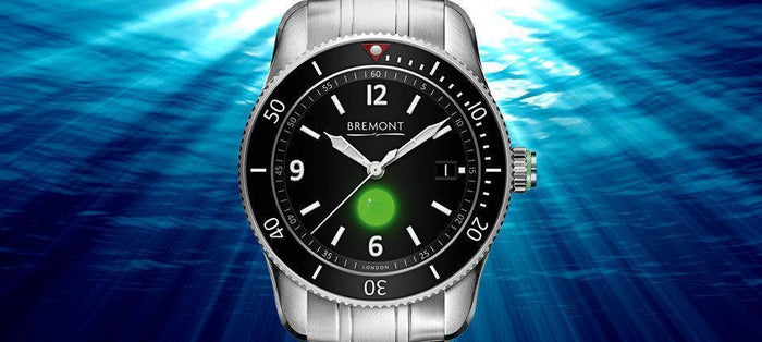BREMONT DEVELOPS A DIVING WATCH WITH UNIQUE SHARK RECOGNITION TECHNOLOGY