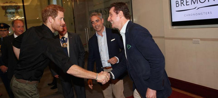 BREMONT HOSTS TEAM BRUNCH FOR INVICTUS GAMES UK ARMED FORCES TEAM