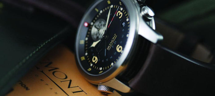 THE HISTORY OF AVIATION WATCHES