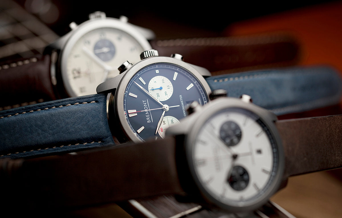 Bremont 2018 Collection Homepage