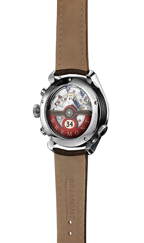 Bremont-DH-88-SS-Back