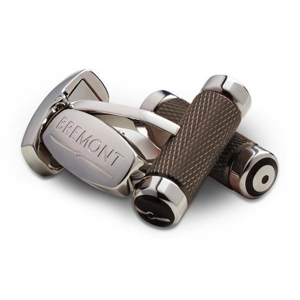 Bremont-T Bar Cufflinks-Anthracite
