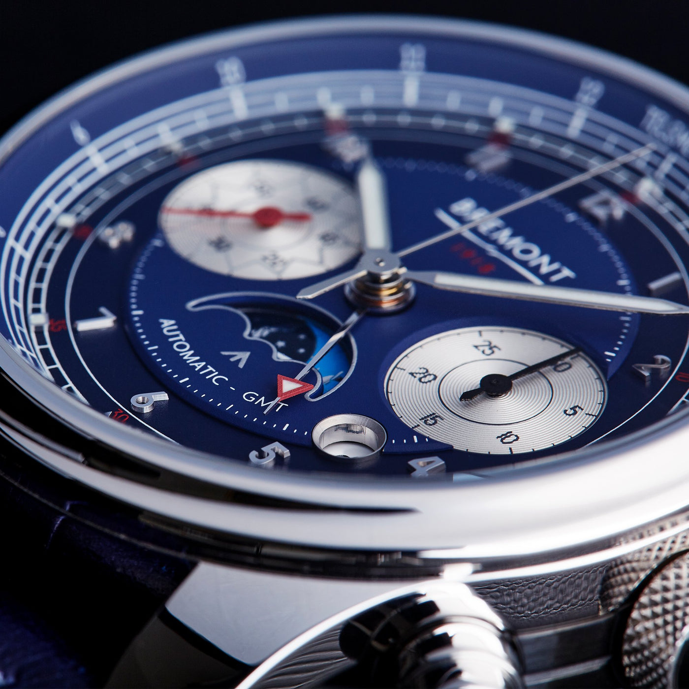 Bremont 1918 White Gold 2
