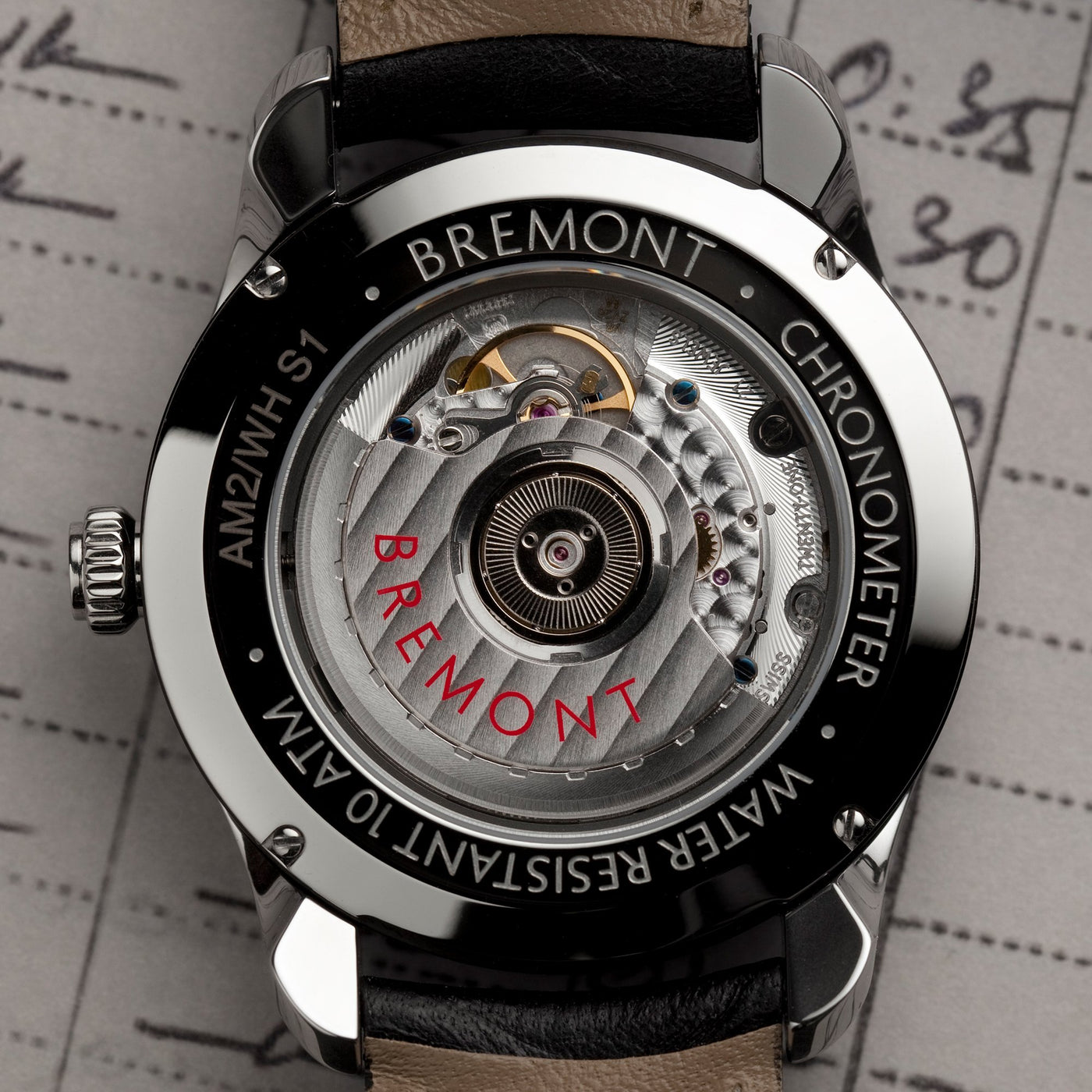 Bremont Airco Mach 2 White Lifestyle 3