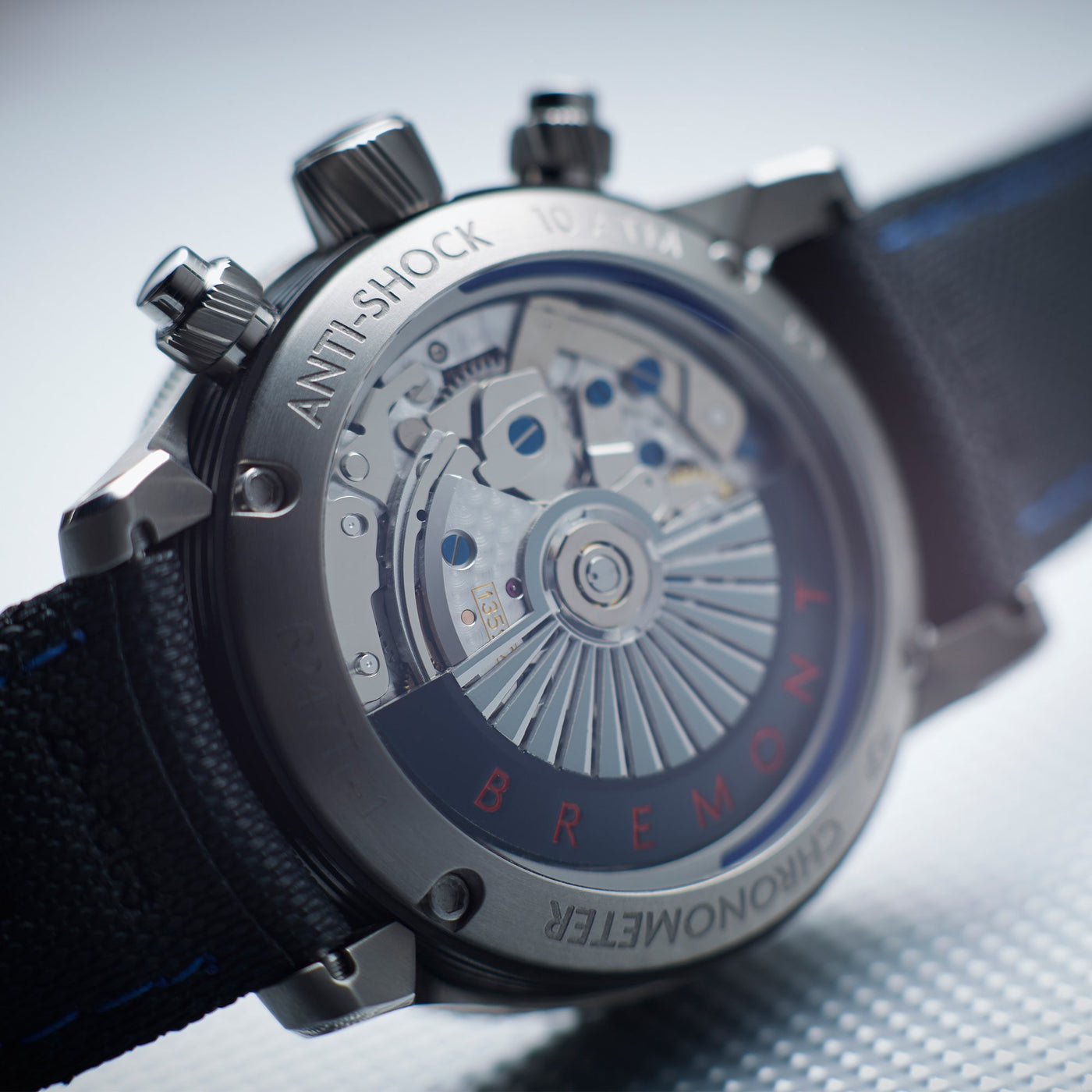 Bremont Boing Model 247 Ti GMT 1