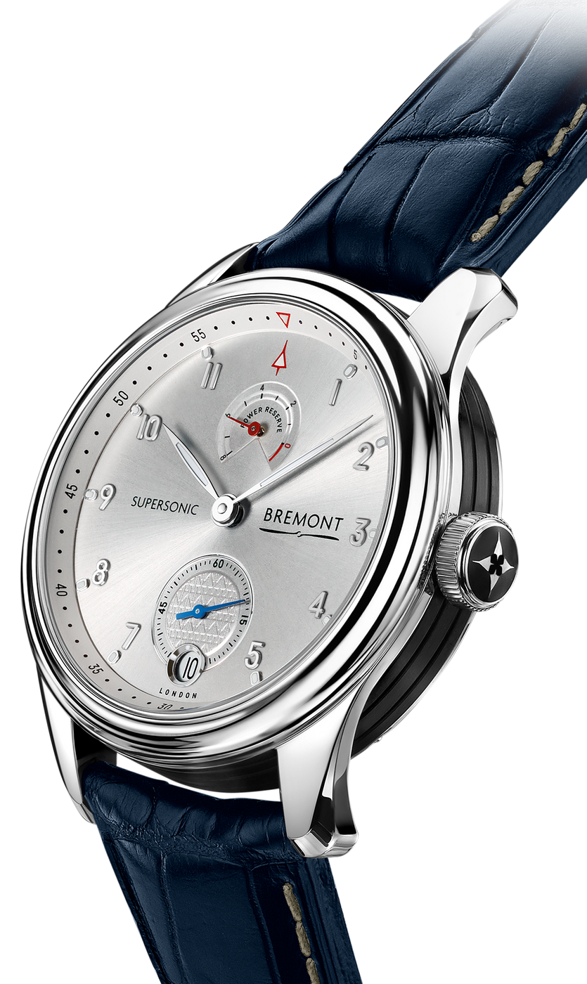 Bremont Supersonic Side WG