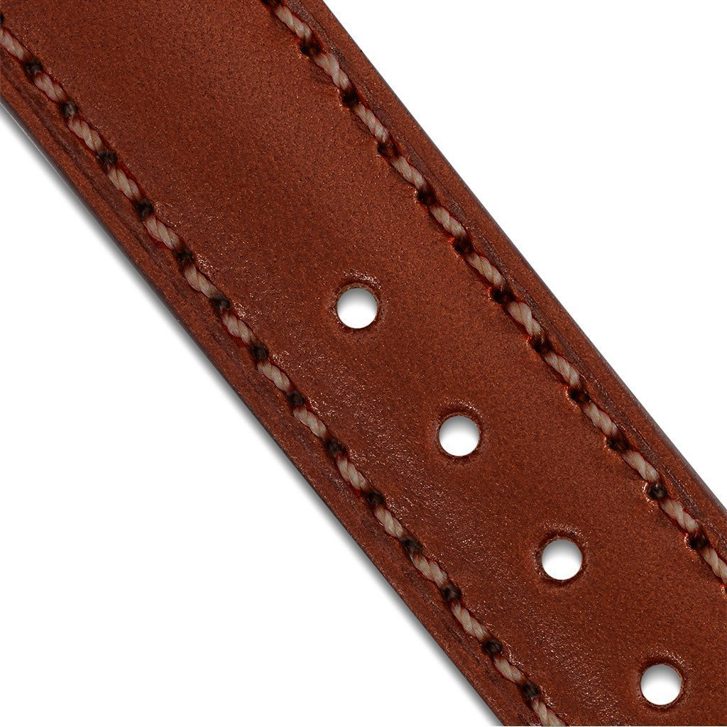 LR Tan 16mm Strap Detail NEW