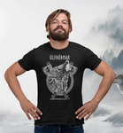 Ulfhednar T-Shirt (Black) - Between Valhalla and Hel