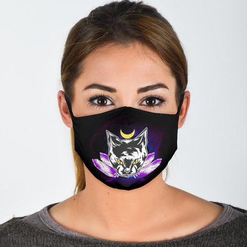 Moon Cat Mask
