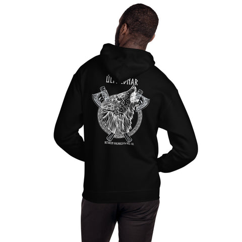 Ulfhednar Hoodie - Between Valhalla and Hel