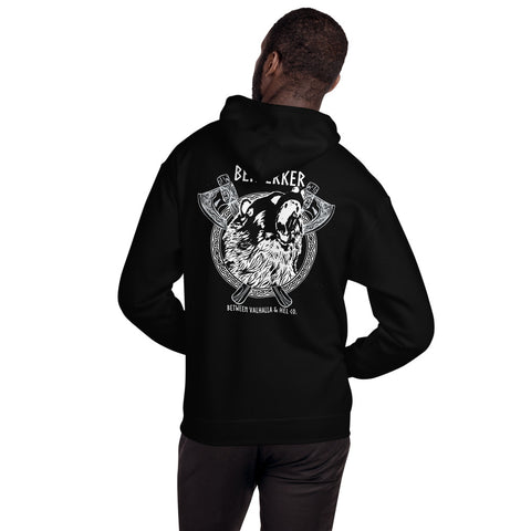 Berserker Hoodie - Between Valhalla and Hel