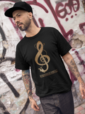 Norse Clef T-Shirt - Between Valhalla and Hel