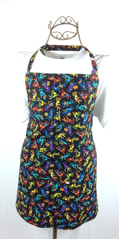 Brite Kokpelli Apron - TLC Patterns