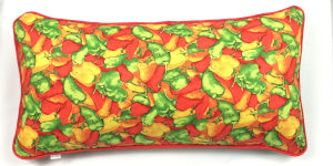 Chili Pepper Multi Square Pillow - TLC Patterns