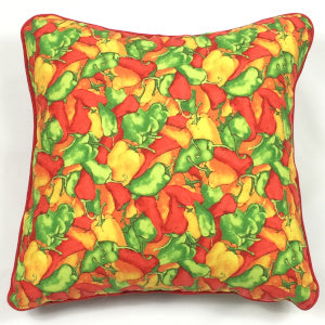 Chili Pepper Multi Accent Pillow