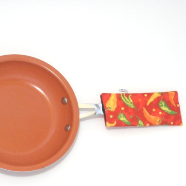 Chili Pepper Red Pot Grabber - TLC Patterns