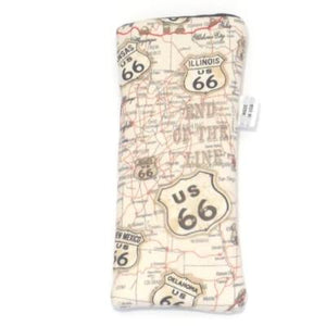 Route 66 Dreamy Map Pot Grabber - TLC Patterns