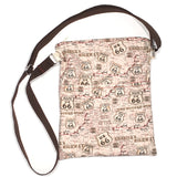 (Wholesale) Route 66 Dreamy Map Crossbody Purse