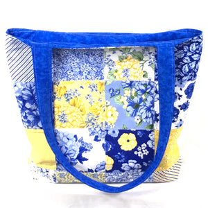Dutch Garden Tote Bag - TLC Patterns