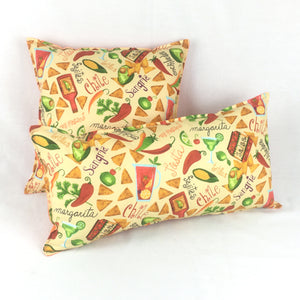 Fiesta Chili Accent Pillow - TLC Patterns