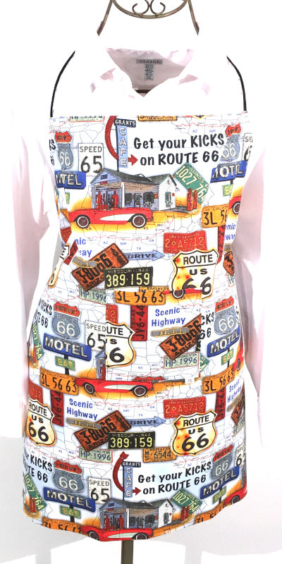 Get Your Kicks Apron - TLC Patterns