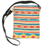 (Wholesale) Indian Blanket Crossbody Purse