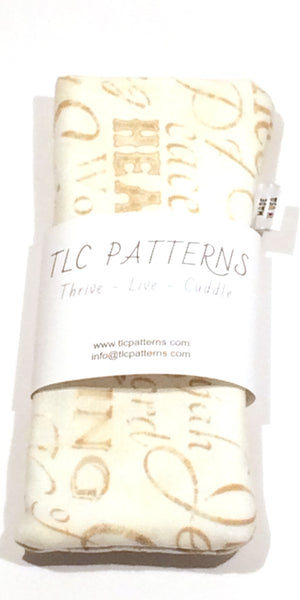 Inspiring Words Pot Grabber - TLC Patterns