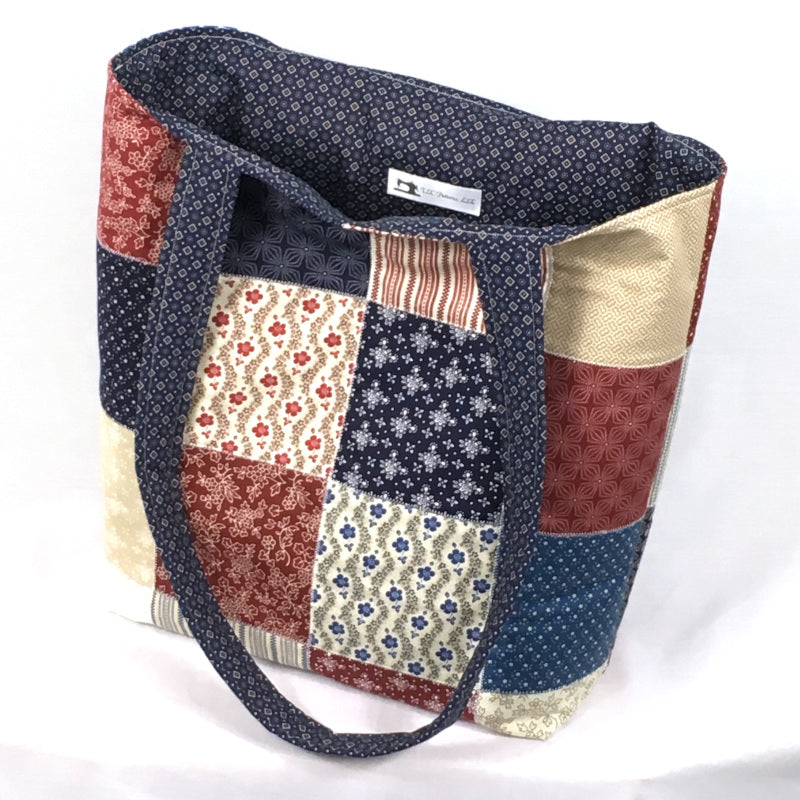 Liberty Song Tote Bag - TLC Patterns