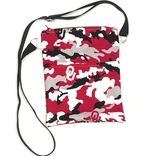 OU Crossbody Purse - TLC Patterns