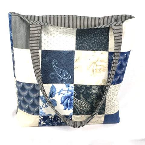 Pier Point Tote Bag - TLC Patterns