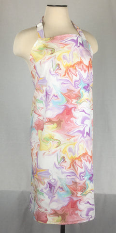 Rainbow Swirl Apron - TLC Patterns