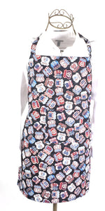 (Wholesale) Route 66 Signs Apron - TLC Patterns