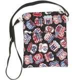 (Wholesale) Route 66 Signs Crossbody Purse