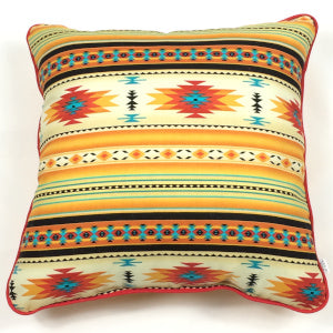 Sedona Red Accent Pillow
