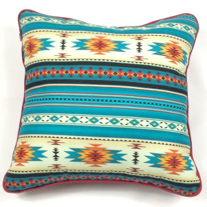 Sedona Teal Accent Pillow