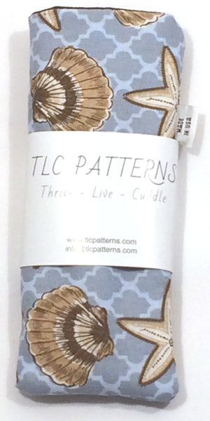 Shells & Starfish Pot Grabber - TLC Patterns