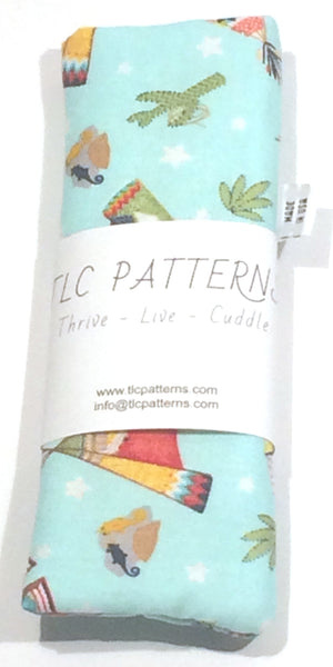 Tee Pees Pot Grabber - TLC Patterns