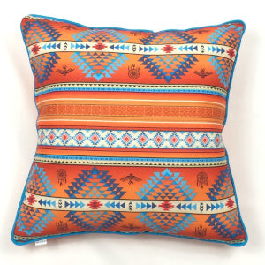 Thunderbird Square Pillow - TLC Patterns