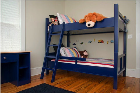 Bunk Bed w/Desk