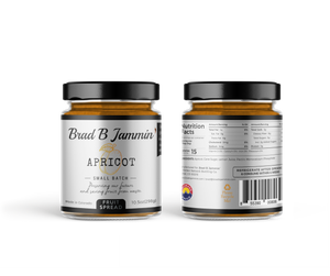 Apricot Fruit<br> Spread