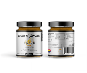 Peach <br>Fruit Spread