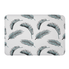 Placid Palms Bath Mat | shopcontrabrands.com