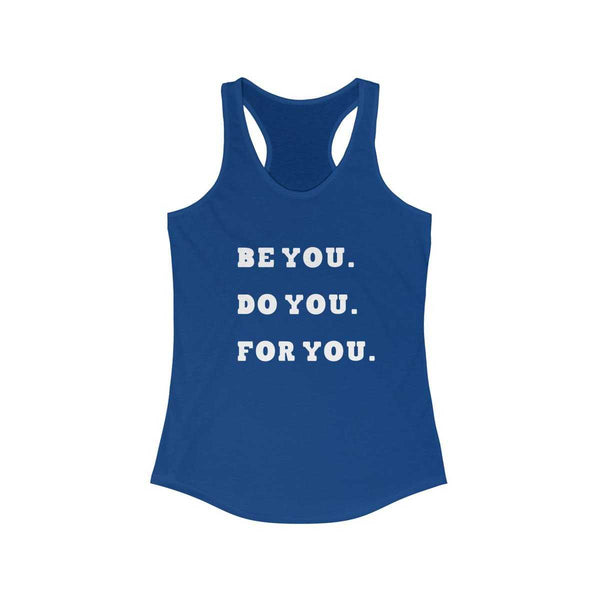 BE YOU Women's Tank - shopcontrabrands.com