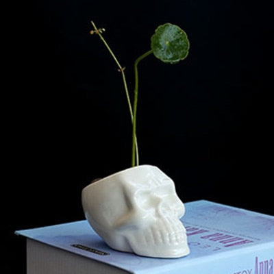 Skull II Pot/Planter