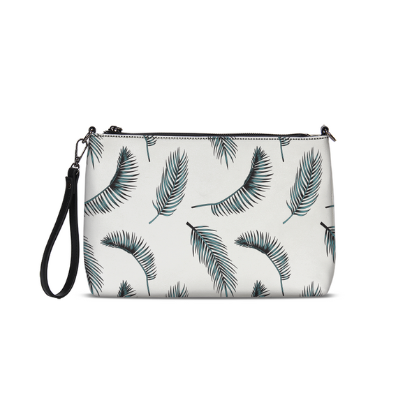 Placid Palms Daily Zip Pouch | shopcontrabrands.com
