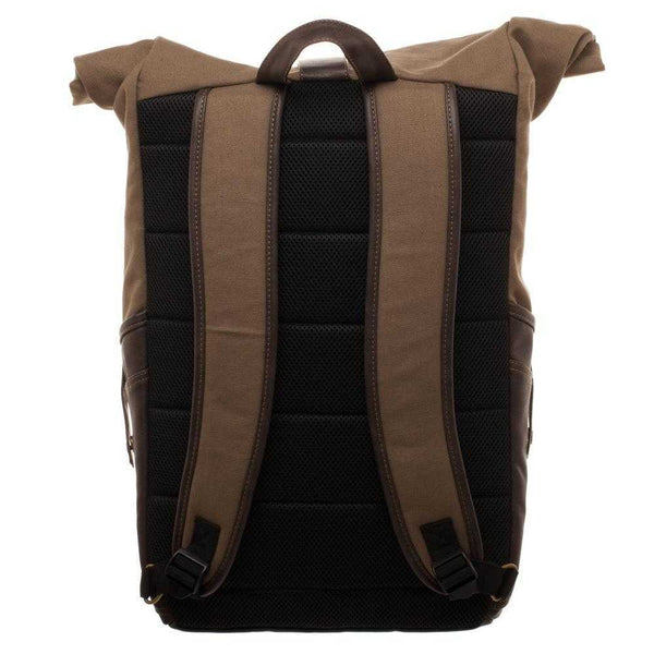 Westworld Roll Top Backpack with Luggage Tag | shopcontrabrands.com